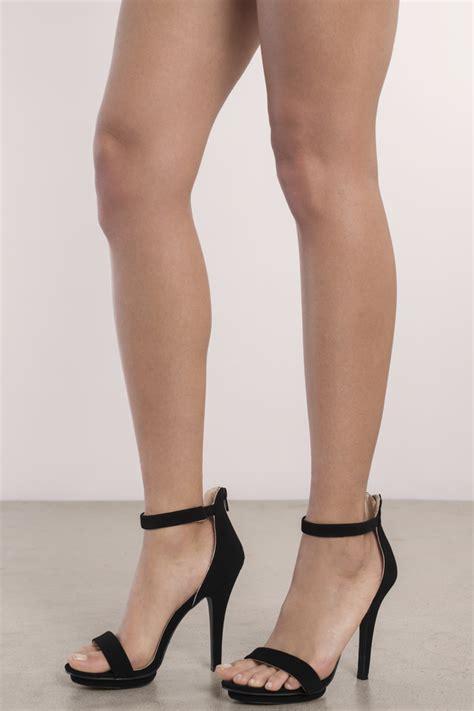 Heels Black by Trendy Heels Beige Heels Open Toe Heels 64 00