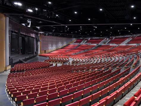 Centre Bell Floor Plan bellco theatre altman lighting