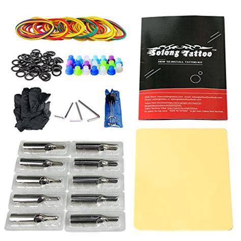 beginner tattoo kits solong beginner kit machine for starter 2