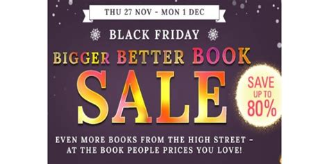 The Book Peoples Bargains by Black Friday 80 Sale And Free Delivery 163 10 The