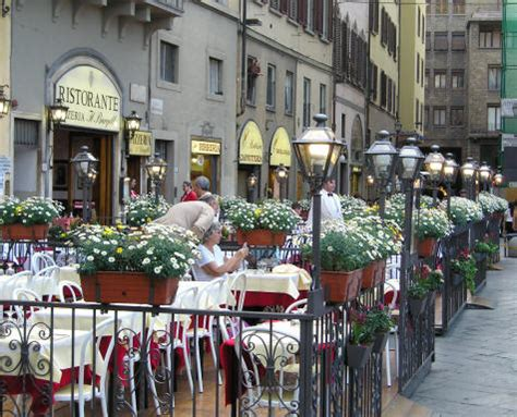 best restaurants in florence dining in florence italy