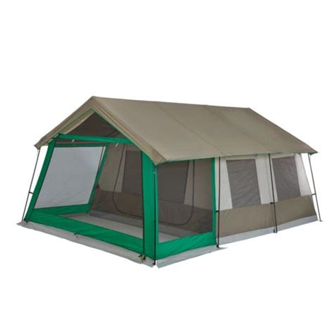 cabin tent magellan outdoors lakewood lodge 10 person cabin tent