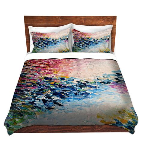 art bedding paradise dreaming fine art duvet covers king queen twin size
