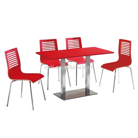 Modern Furniture : Modern Fast Food Restaurant Furniture