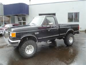 1989 Ford F150 4x4 1989 Ford F 150 4x4 Box For Sale
