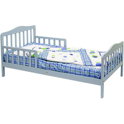 dream on me classic toddler bed dream on me classic toddler bed blue toddler walmart com