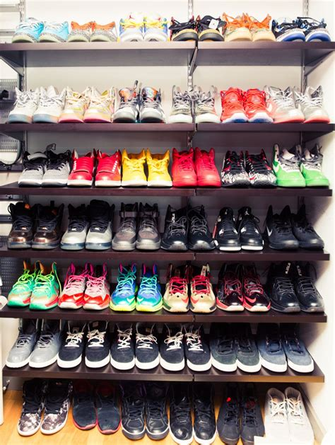 shoe collection go inside questlove s sneaker collection sole