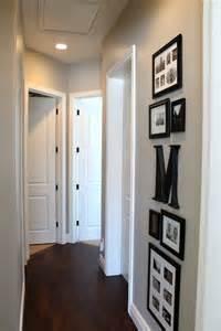 Hallway Wall Decor by Paint Gallery Benjamin Ozark Shadows Paint