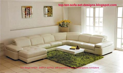 sofas in india top 10 sofa set designs top ten sofa set designs from india