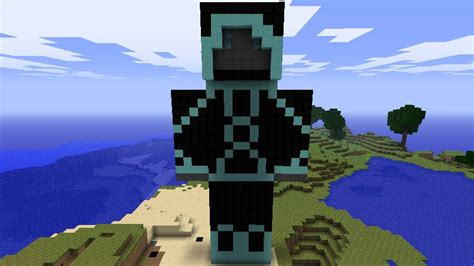 techo master statue techno mage minecraft project