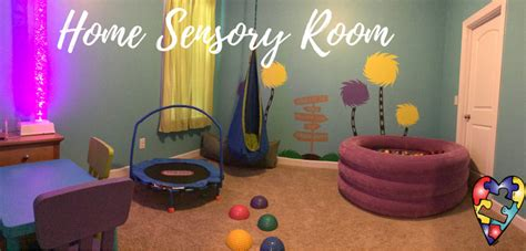 rachael slough our home sensory room for our child with