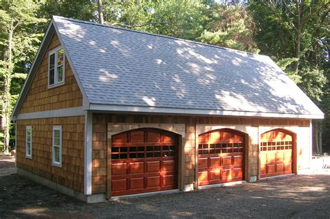 Two Story Shed Plans Berkshire Saltbox Style 1 189 Story Garage The Barn Yard