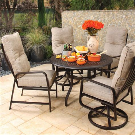 Hanamint Patio Furniture Aluminum Patio Furniture Outdoor Furniture The Patio Collection