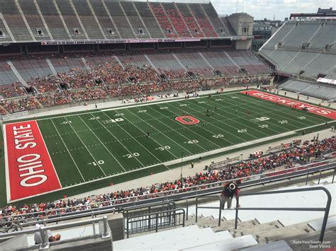 section 13 1 c ohio stadium section 13c rateyourseats com