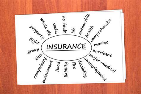 types of house insurance various kinds of insurances ga insurance blog