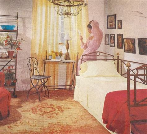 1950s bedroom 48 best vintage bedrooms images on pinterest retro