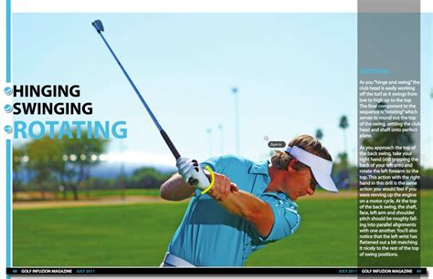 correct wrist action in golf swing back in action jeff ritter