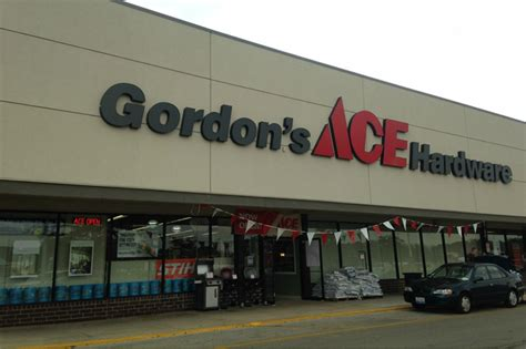 ace hardware qatar opening gordon s ace hardware opens at archer and ashland in