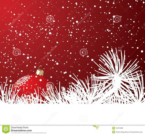 christmas and snow royalty free stock photos image 16475398