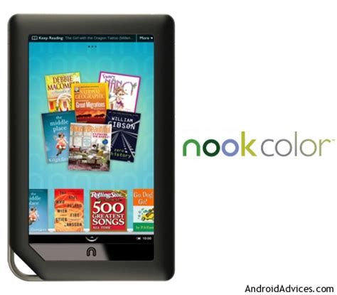 how to update nook color how to update nook color to cyanogen mod 7