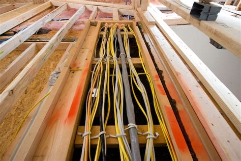 five new home wiring tips for homeowners builders