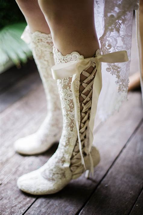 Wedding Shoes And Boots by A History Of Wedding Boots House Of Elliot