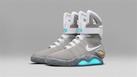 the nike mag self lacing sneakers are finally here but they re only 89 pairs adweek