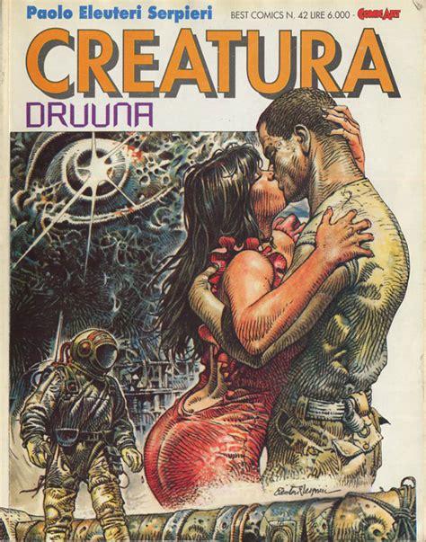 druuna tavole comic best comics 42 druuna creatura 3 episodio