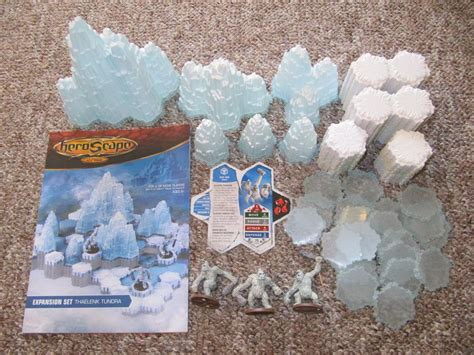 Heroes Figure With Bonus Card Set Of 3 heroscape collection 22 complete sets expansions