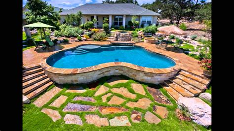 backyard above ground pool landscaping ideas landscaping above ground pool landscaping with cool floor decoration for outdoor