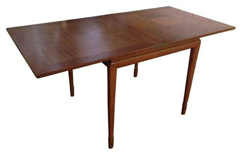 Mid Century Modern Expandable Dining Table Mid Century Expandable Or Dining Table Midcentury Dining Tables San Francisco By