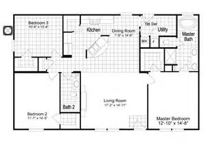 Palm Harbor Modular Homes Floor Plans by View The Homeland Floor Plan For A 1440 Sq Ft Palm Harbor