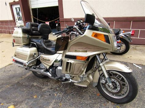 Kawasaki Voyager 1200 by Kawasaki Voyager Xii 1200 For Sale Used Motorcycles On