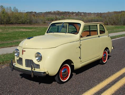 1947 CROSLEY CONVERTIBLE WAGON   139508