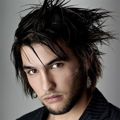 how to spike medium length hair men s medium hairstyles and how to style them