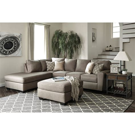 living room furniture groups benchcraft calicho stationary living room group del sol