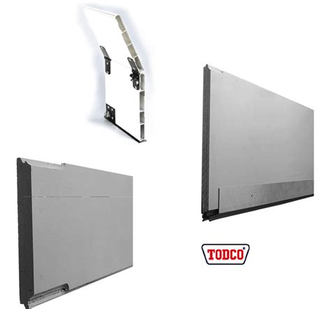 todco truck door replacement sections and panels