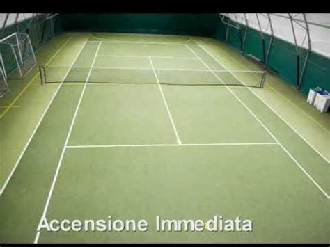illuminazione ci da tennis illuminazione a led per ci da tennis e per lo sport