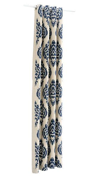 blue ikat curtain panels pinterest the world s catalog of ideas