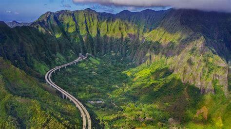 Landscape Hawaii Hawaii Landscape Road Wallpaper No 434373
