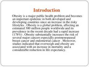 Overweight Problems Essay by Obesity