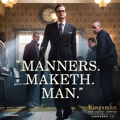 Quotes Film Kingsman | kingsman quotes google search and she spoke words of