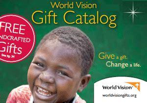 holiday gift catalog world vision