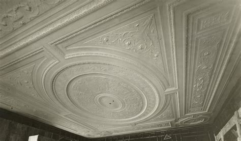 tin tiles and plaster ceilings interior design