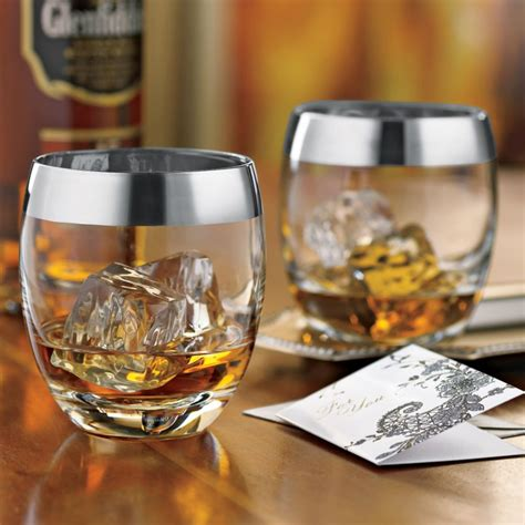 whiskey glass madison avenue whiskey glasses the green head