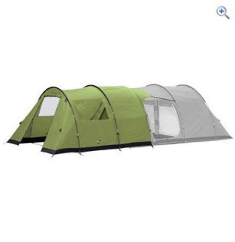 vango icarus 500 awning vango icarus 500 front enclosed canopy moss 163 45 00 field