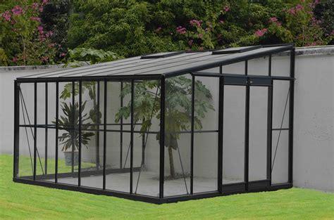 Serre Jardin D Hiver by Serre Grise Jardin D Hiver 11 9m 178 Adossable Avec Base