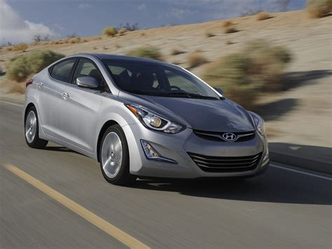 Hyundai Elantra Sedan 2014 by Hyundai Elantra Sedan 2014 Car Pictures 06 Of 126