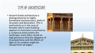 The Earliest Known Greek Temple With Sculptural Decoration Is Ancient Greek Architecture