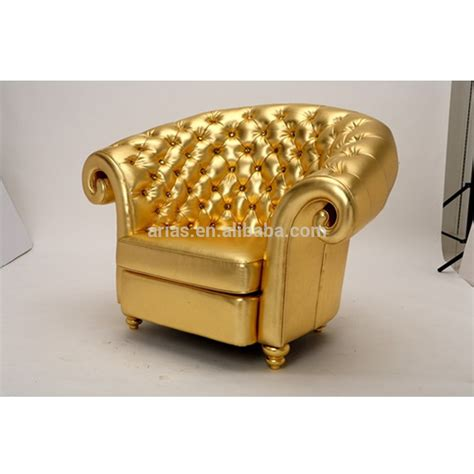 Gold Leather Sofa Sofa Gold Vinci Sofa Bed In Gold Made Thesofa